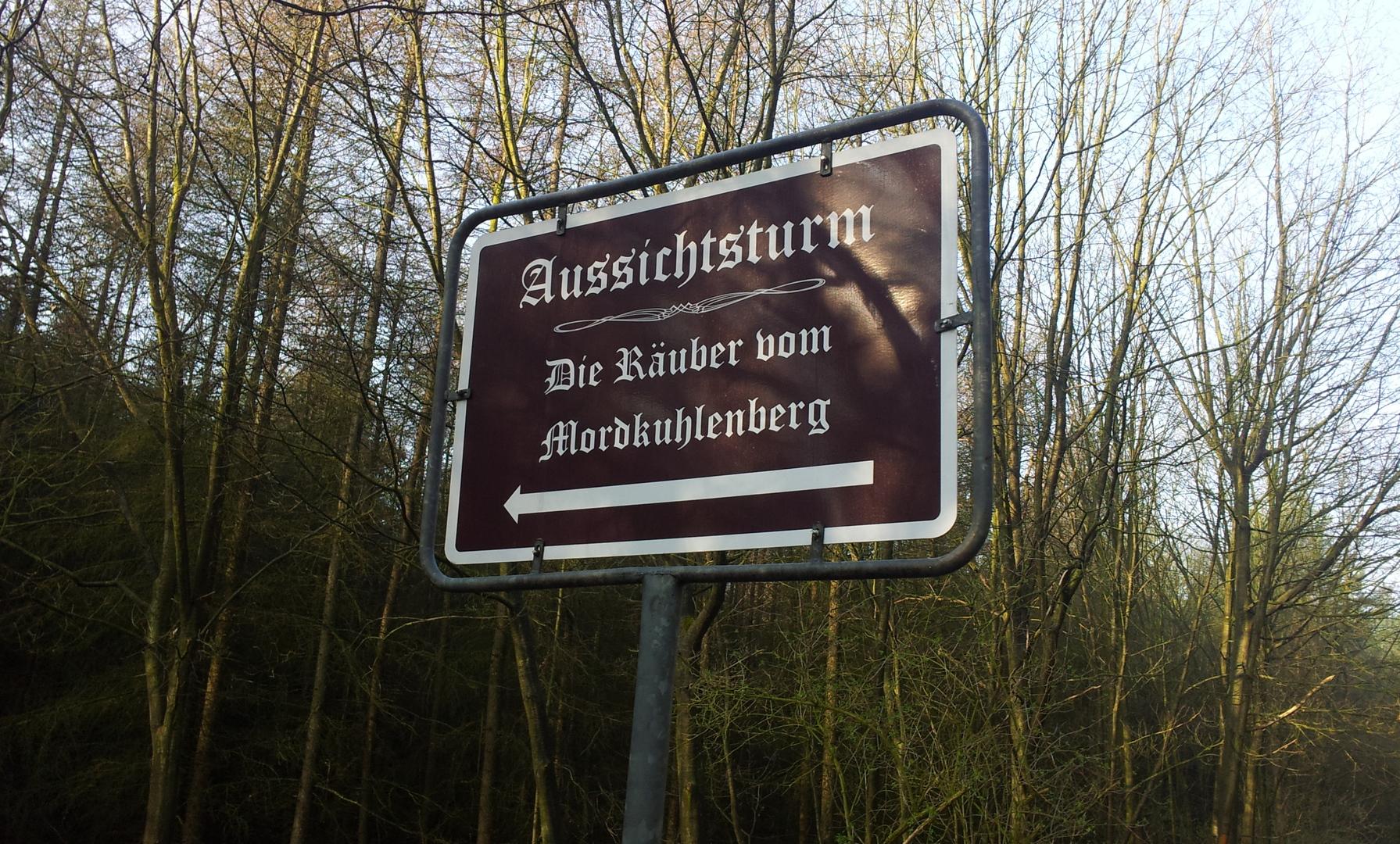 Die Sage vom Mordkuhlenberg (nach Hermann Lübbing)