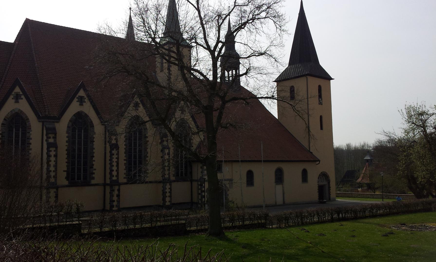 Wallfahrtskirche St. Johannes