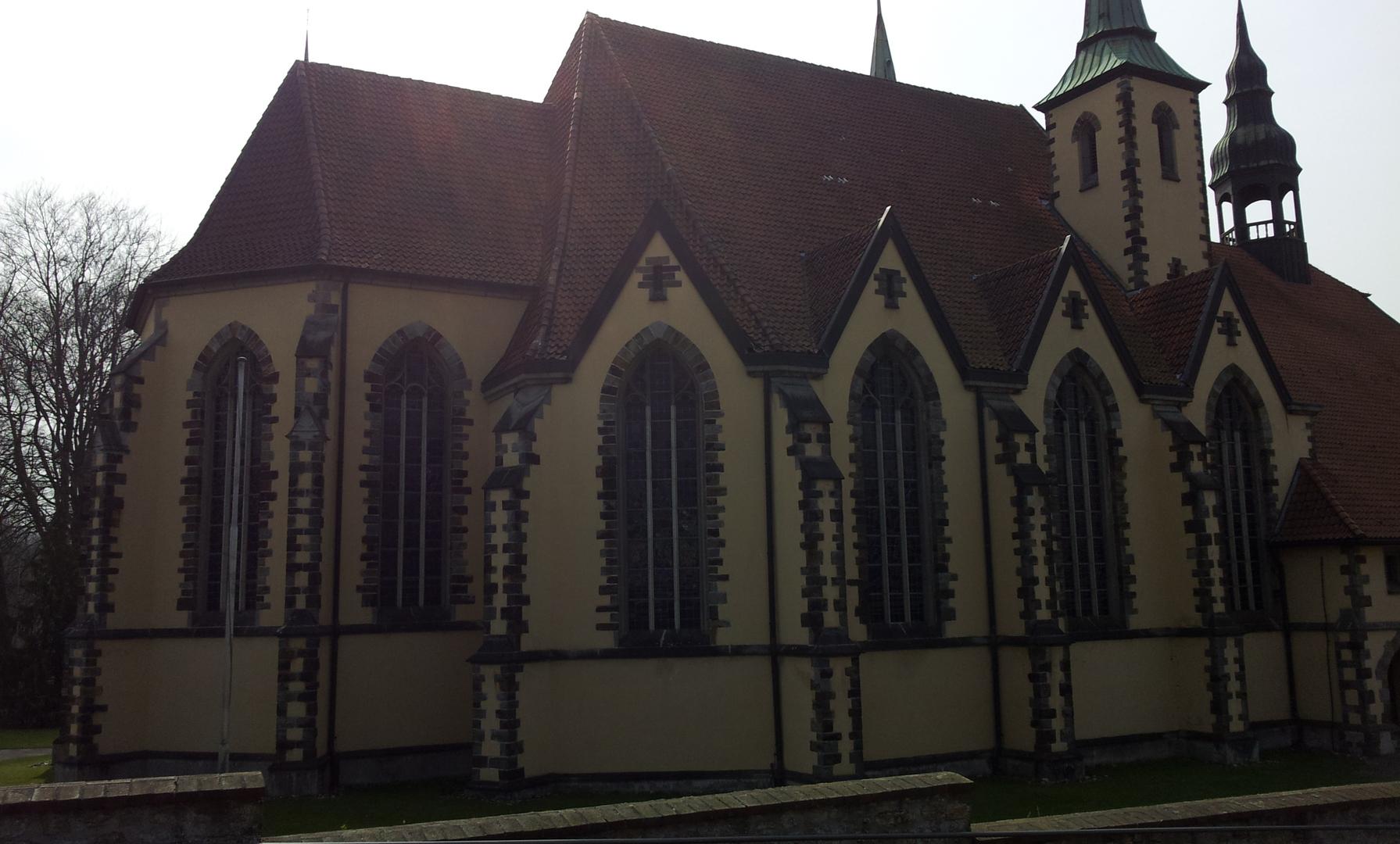 Wallfahrtskirche St. Johannes 2