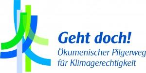 Logo: Klimapilgern