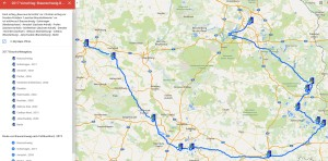 Geht doch! Vorschlag für 2017: Braunschweig, Dresden, Postdam, Berlin